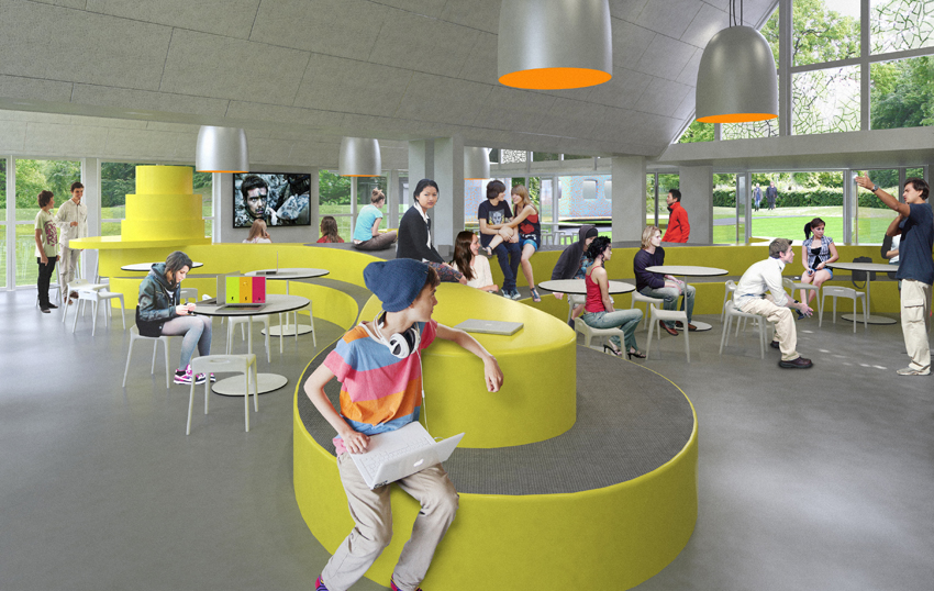Free School Of Bornholm Building Project Initiated