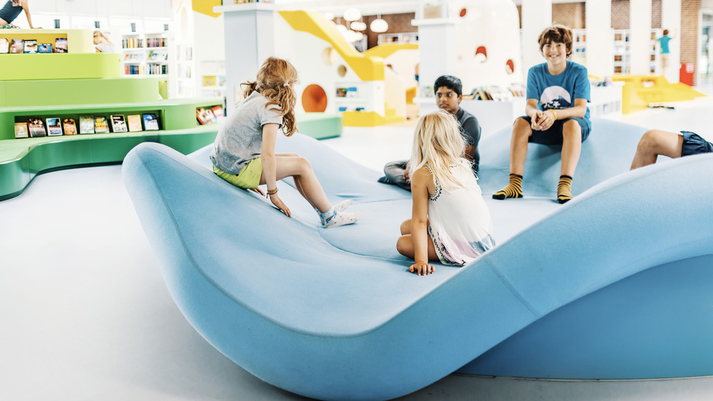 Children's Library in Billund