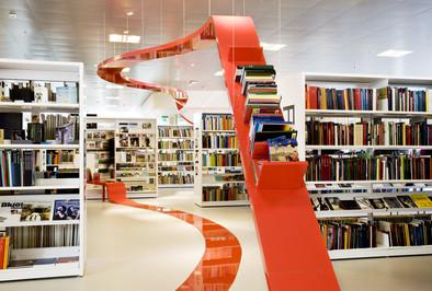 Rosan Bosch Studio | Hjørring Centralbibliotek