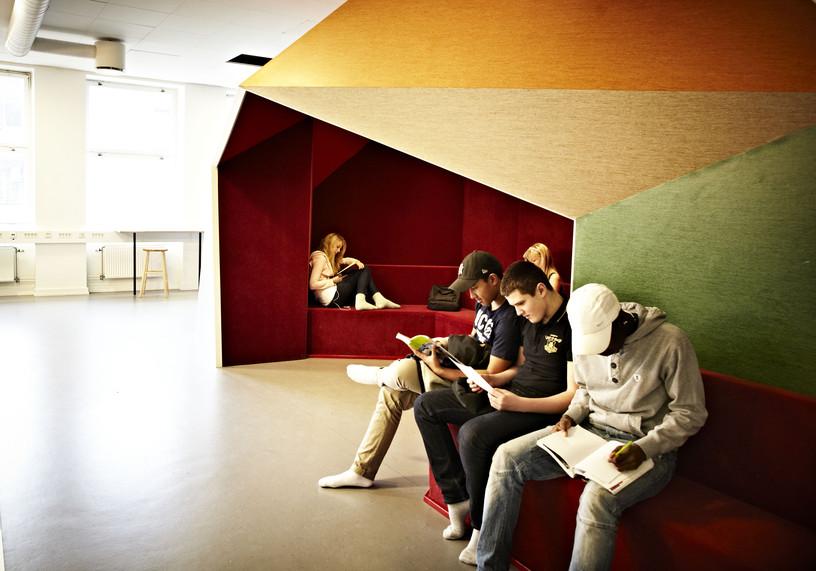 Rosan Bosch | Vittra School Södermalm