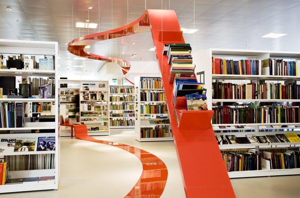 Hjørring Central Library