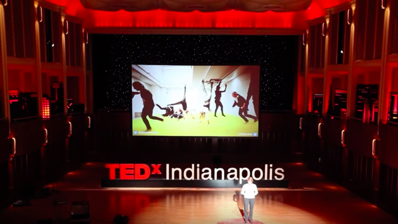Rosan Bosch at TEDx Indianapolis Designing for a better world starts at school